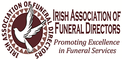 Irish Association of Funeral Directors (IAFD) logo